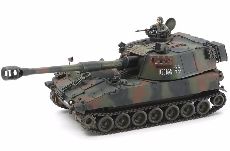 Tamiya M109A3G Howitzer 1 35 37022